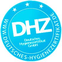 Logo DZH Deutsches Hygienezertifikat GmbH