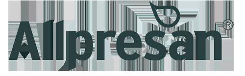 Logo von der Firma Allpresan