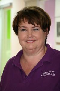 Claudia Stöfhas, Krankenschwester, Podologin